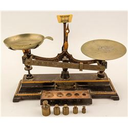 Troemner Tabletop Balance