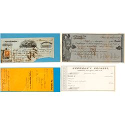 Oregon Gold Rush Express Ephemera
