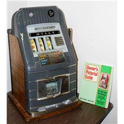 Mills Slot Machine, 5 Cent