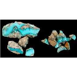 Carlin Mine Turquoise