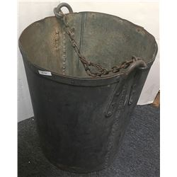 Riveted Ore Bucket