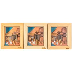Big Bonanza Mine Shadow Boxes by David Nagel (3)