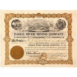 Eagle River Mining Company Stock: Variety 1