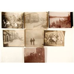 Nome Region Original Photographs, c.1901, Alaska Gold Rush