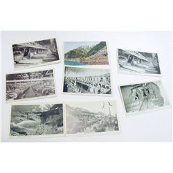 Treadwell Mine Postcards (8)