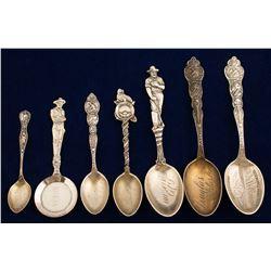 Alaska Mining Spoons