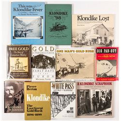Klondike Gold Rush Books (11)