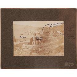 Unpublished Photograph of Kofa, Arizona
