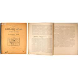 Placerville Geologic Atlas Folio