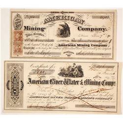 California Mining Stocks (2)
