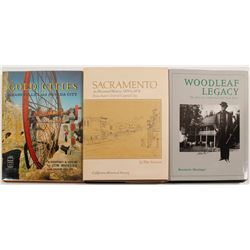 California Gold Rush Books (3)