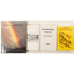 Ouray Mining Books (3)