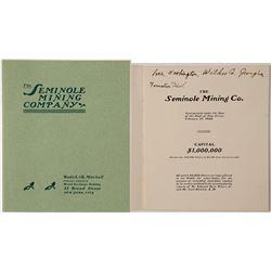 Seminole Mining Company Prospectus