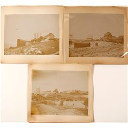 Butte, Montana Mining Photo Suite (4)