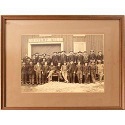 Marysville, MT Miners Mammoth Print