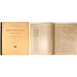 Phillipsburg Geologic Folio, 1915