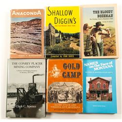 Montana Mining Books (6)