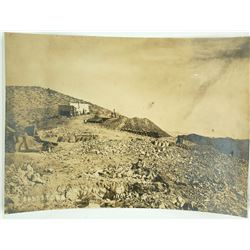 Sandstorm Mine Photograph - Goldfield, NV