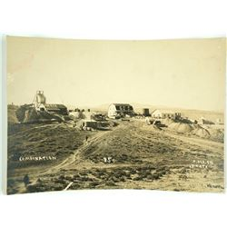 Vista of Combination Mine operations, Goldfield, NV Photo