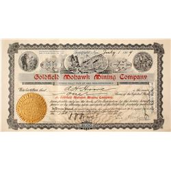 Goldfield Mohawk Mining Company: Wingfield Collection