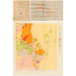 Yerington District USGS Professional Paper