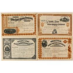 Gold Mountain Mining Stock Collection