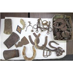 Nevada Mining Camp Artifacts