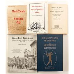 Nevada Mining Books (5)