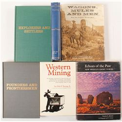 Gold Rush Related Books (6)