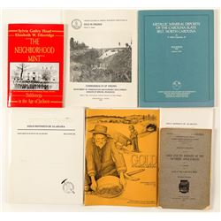 Southern US Gold Booklets (7)