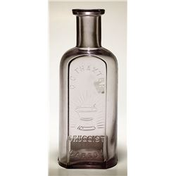 G.C. Thaxter (Millville Round) Bottle (Carson City, Nevada)