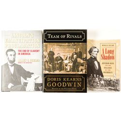 Civil War Books (3)