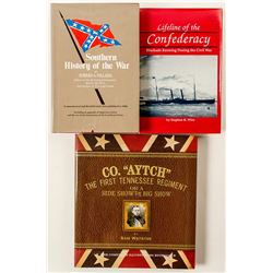 Confederate Books (3)
