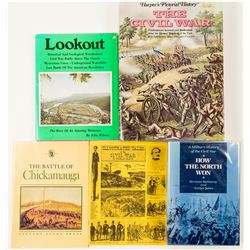 Civil War Battle Books (5)