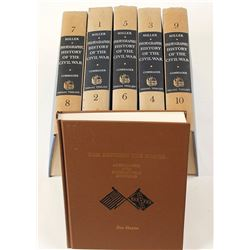 Civil War Reference Group, 6 Volumes