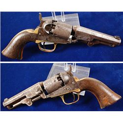 Colt 1849 Pocket pistol parts gun