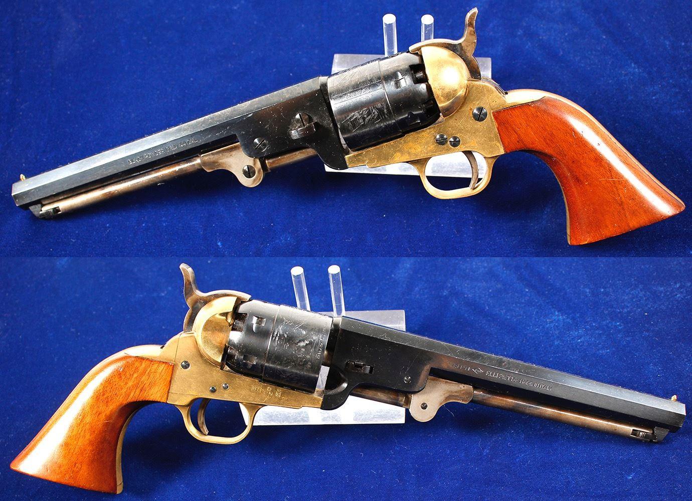 Replica 1851 Confederate Navy pistol  44 cal