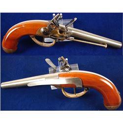 replica Charleville .69 cal. flintlock pistol