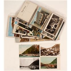 Juneau Alaska Postcard Collection