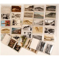 Large Ketchikan Alaska Postcard Collection