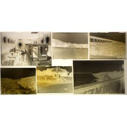 Calaveras County / Archie Stevenot Glass Negative Collection--Gold Rush Pioneer Family