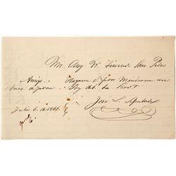 Jose L Sepulveda Signature