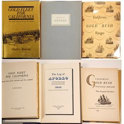 Gold Rush Books by Ship (3)