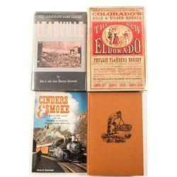 Colorado History Books (4)