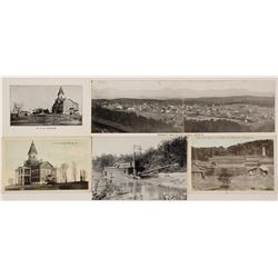 Dahlonega Postcard Collection