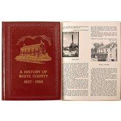 A History of White County, Georgia 1857-1980