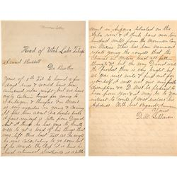 Mormon Letter