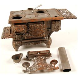 Cooking Stove Salesman Sample, c1890