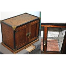 Antique Jewett Humidor