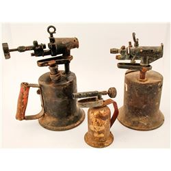Old Blow Torches (3)